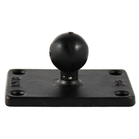 "RAM Mount 2"" x 3"" Rectangle Base w\/1"" Ball [RAM-B-202U-23]"