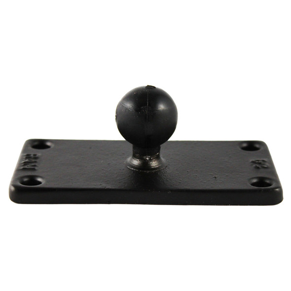 "RAM Mount 2"" x 4"" Rectangle Base w\/1"" Ball [RAM-B-202U-24]"