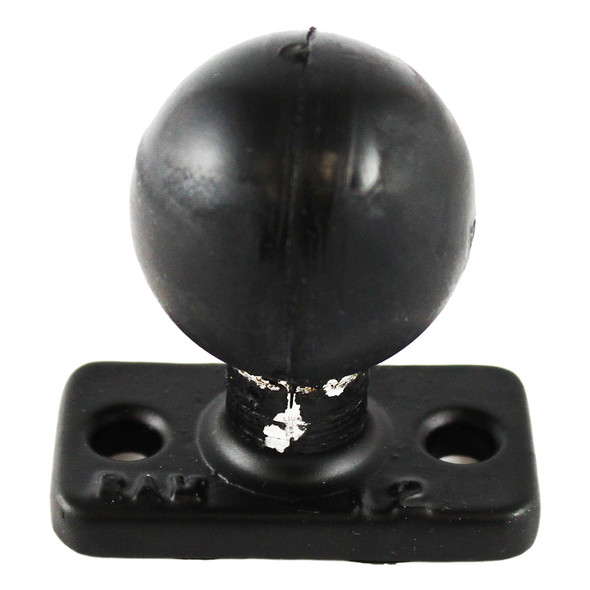 "RAM Mount 1"" x 2"" Rectangle Base w\/1.5"" Ball [RAM-202U-12]"