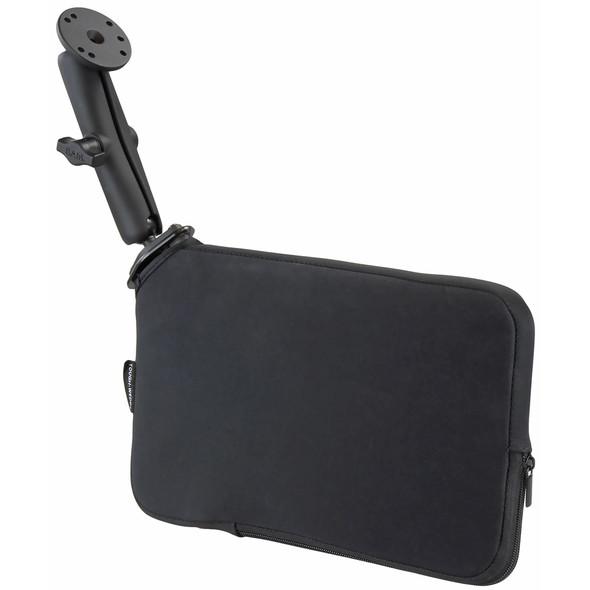 RAM Mount Seat Tough-Wedge w\/Long Double Socket Arm & Round Base [RAM-B-407-C-202U]