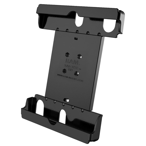 "RAM Mount Tab-Tite Cradle for the Apple iPad Air 1-2 & 9.7"" Tablets w\/Case, Skin or Sleeve [RAM-HOL-TAB20U]"