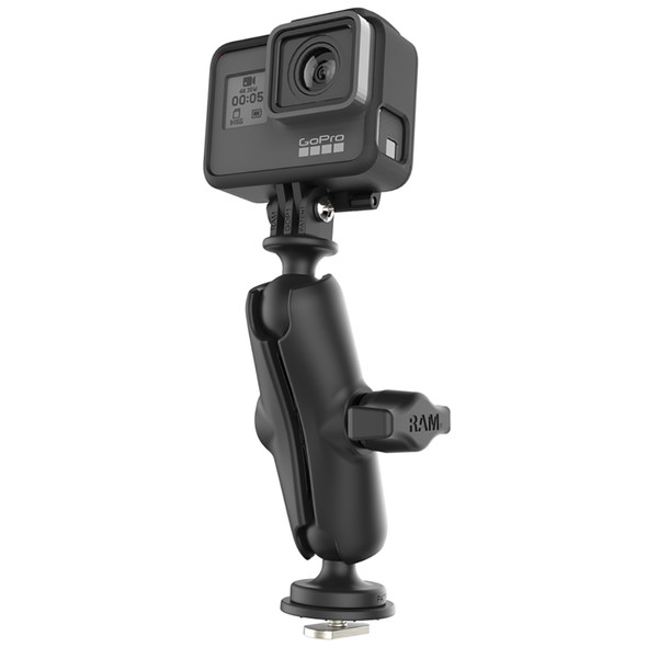 Ram Mount Track Ball Action Camera Mount [RAP-B-202-GOP1-354-TRA1U]