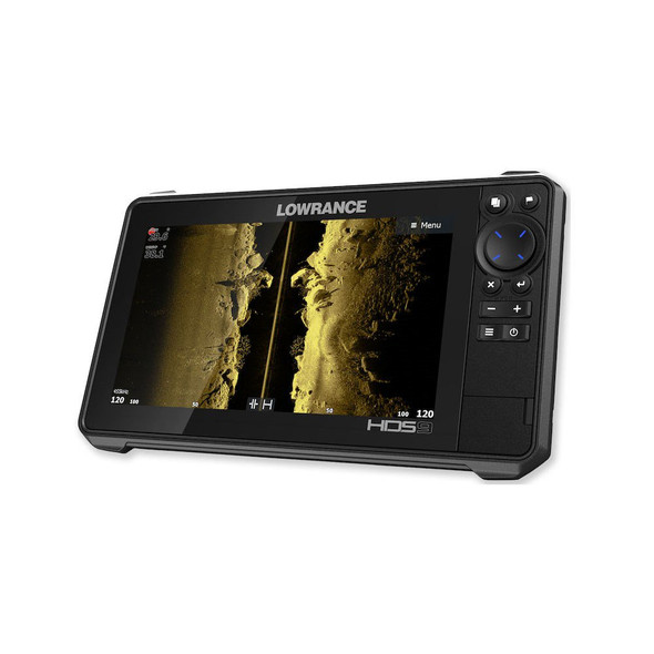 Lowrance HDS-9 LIVE with C-MAP Pro Chart [000-14421-001]