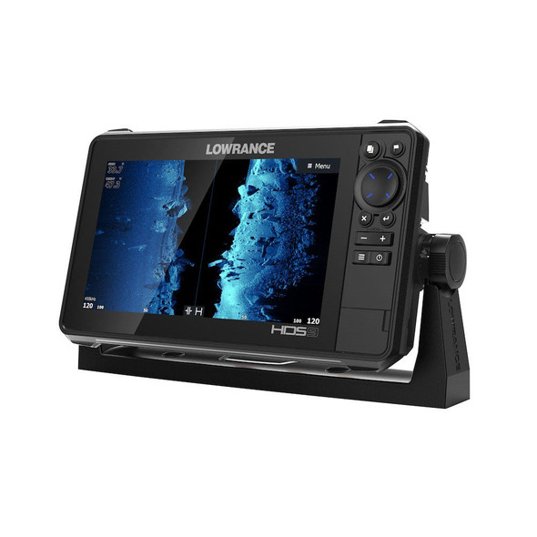 Lowrance HDS-9 LIVE No with C-MAP Pro Chart [000-14421-001]