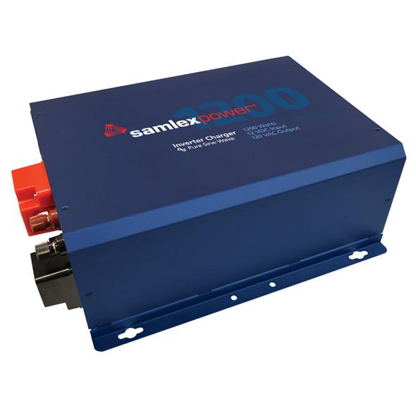 Samlex Evolution F Series 1200W, 120V Pure Sine Wave Inverter\/Charger w\/24V Input  40 Amp Charger w\/Hard Wiring [EVO-1224F-HW]