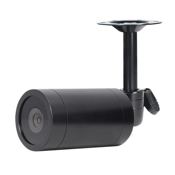 Speco HD-TVI Waterproof Mini Bullet Color Camera - Black Housing - 3.6mm Lens - 30 Cable [CVC620WPT]