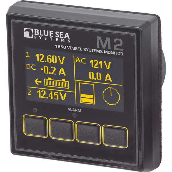 Blue Sea 1850 M2 Vessel Systems Monitor [1850]