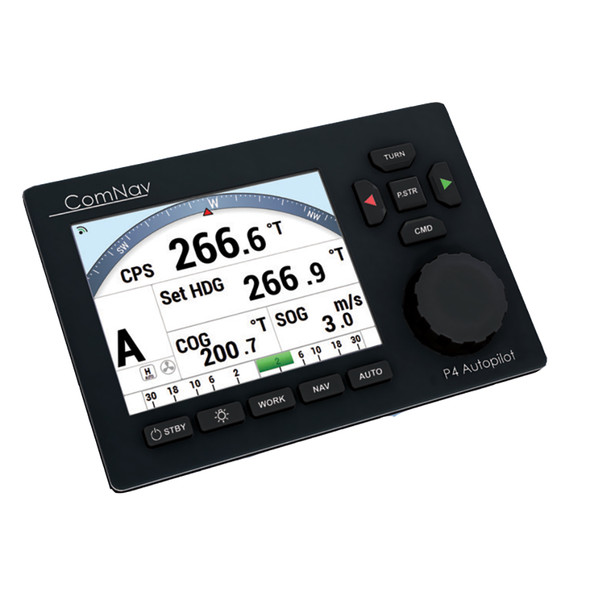 ComNav P4 Color Pack - Fluxgate Compass  Rotary Feedback f\/Yacht Boats *Deck Mount Bracket Optional [10140006Y]