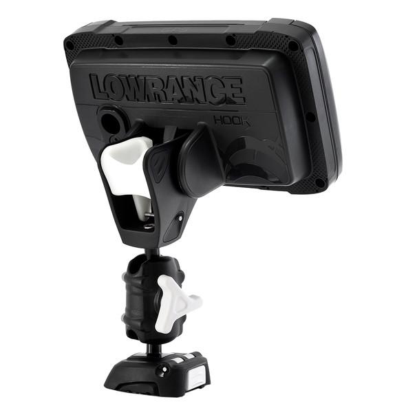 Scanstrut ROKK Mini Pro Mount Kit w\/Screw Down Base f\/Lowrance HOOK2 [RLS-521-401]