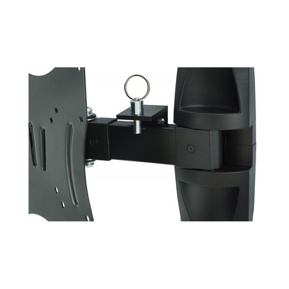 Majestic Heavy-Duty Single Swing ARM Lockable LED TV Wall Mount Bracket [ARM102]