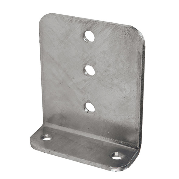 "C.E. Smith Vertical 90 Bunk Bracket - 5"" x 6"" - Aluminum [10160A40]"