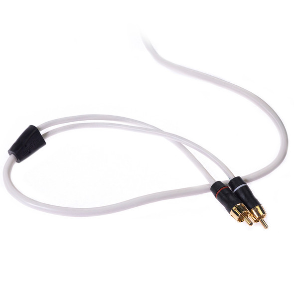 FUSION MS-RCA25 25 2-Way Shielded RCA Cable [010-12616-00]