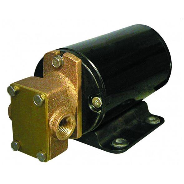 "GROCO Gear Pump 3/4"" NPT Ports - 12V [GPB-1 12V]"