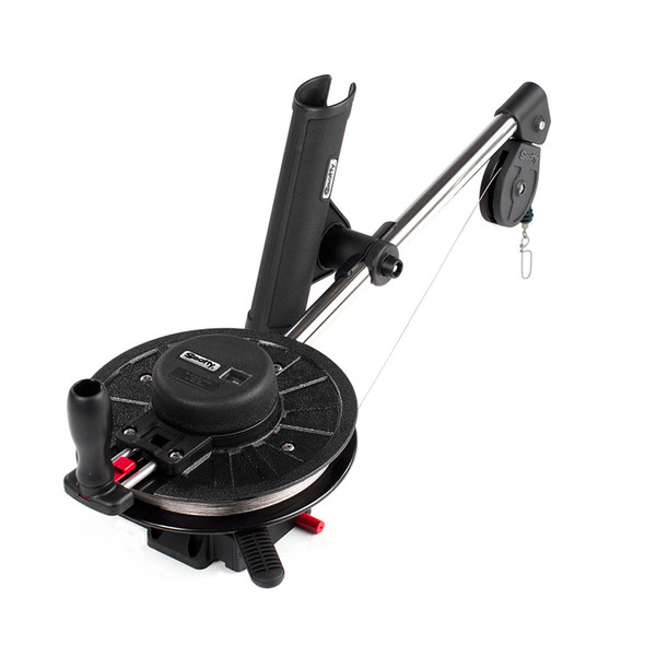 "Scotty 1080 Strongarm 24"" Manual Downrigger w\/Rod Holder [1080DPR]"