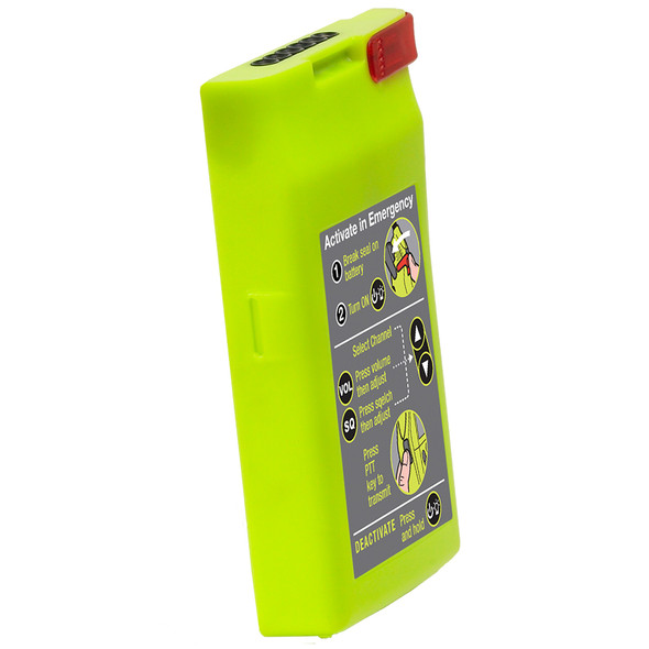 ACR 1062 Lithium Polymer Rechargeable Battery f/SR203 [1062]