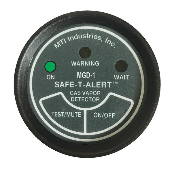 "Safe-T-Alert Gas Vapor Alarm UL 2"" Instrument Case - Black [MGD-1]"