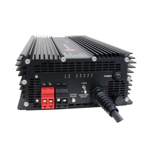 Analytic Systems AC Charger 2-Bank 100A, 12V Out, 110V/220VAC In [BCA1505-12]