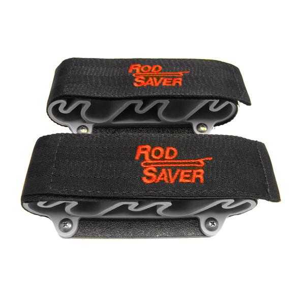 Rod Saver Portable Side Mount w\/Dual Lock 4 Rod Holder [SMP4]