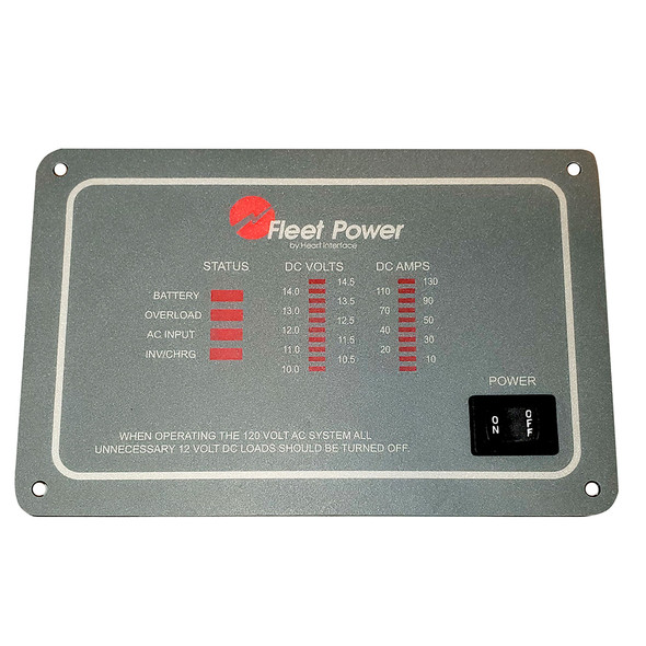 Xantrex Freedom Inverter\/Charger Remote Control - 24V [82-0108-03]