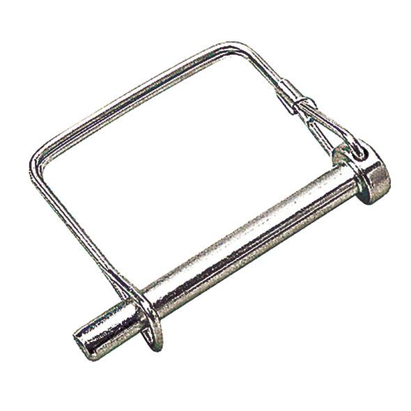 "Sea-Dog Galvanized Coupler Lock Pin - 1/4"" [751010-1]"