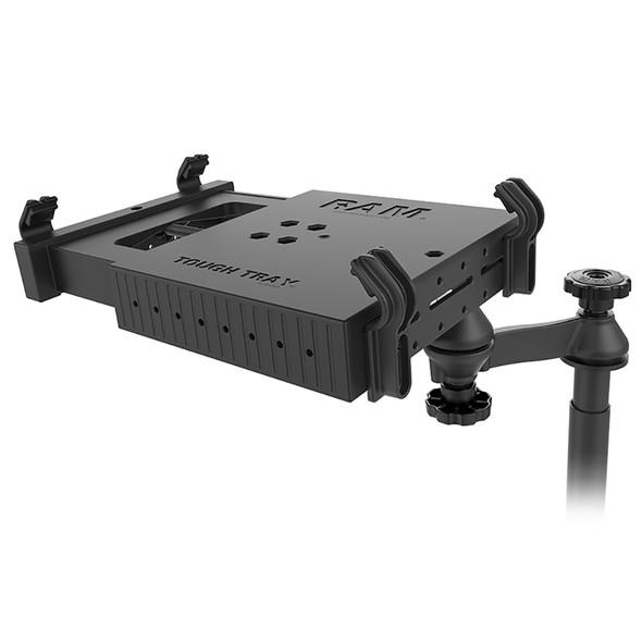 RAM Mount No-Drill Laptop Mount f\/2019 RAM 1500 [RAM-VB-186ST1-SW1]