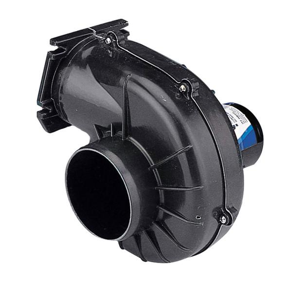 """Jabsco 4"""" Flangemount Blower - 250 CFM - 24v [35400-0010]"""