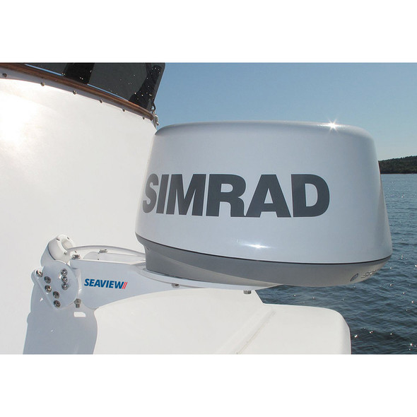 Seaview Mast Bracket w\/Flybridge Adapter Kit [SM18RFB]