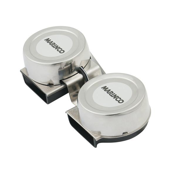 Marinco 12V Mini Twin Comapct Electric Horn [10001]