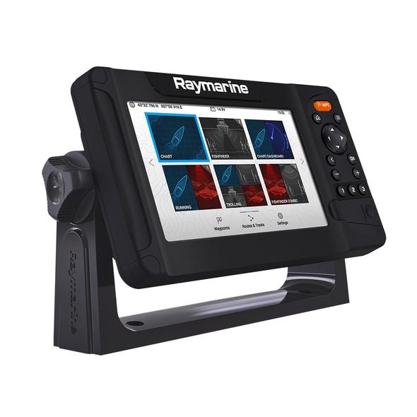Raymarine Element 7 S Combo - No Transducer - No Chart [E70531]