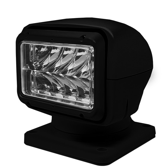ACR RCL-95 Black LED Searchlight w\/Wired\/Wireless Remote Control - 12\/24V [1959]