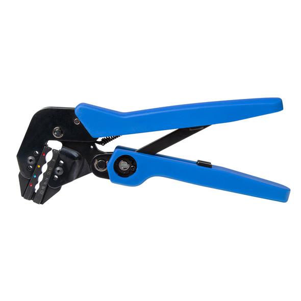 Ancor Angled 22 to 8 AWG Single Crimp Ratcheting Crimper [703015]