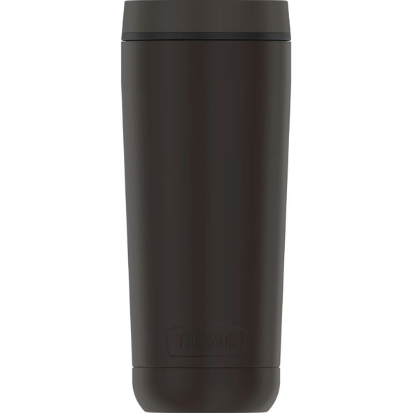 Thermos Guardian Collection Stainless Steel Tumbler 5 Hours Hot\/14 Hours Cold - 18oz - Espresso Black [TS1319BK4]