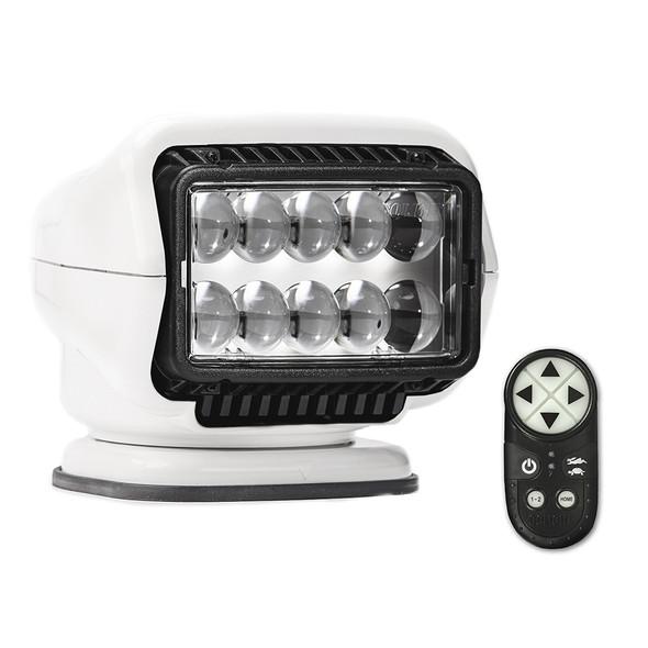 Golight Stryker ST Series Permanent Mount White LED w/Wireless Handheld Remote [30004ST]