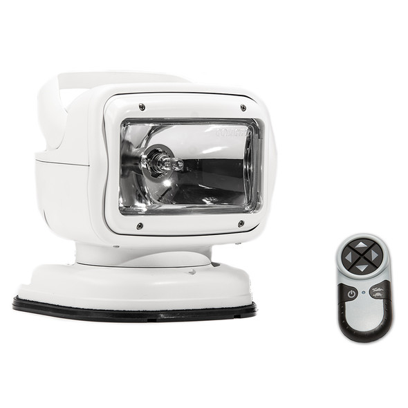 Golight Radioray GT Series Portable Mount - White Halogen - Wireless Handheld Remote Magnetic Shoe Mount [7901GT]