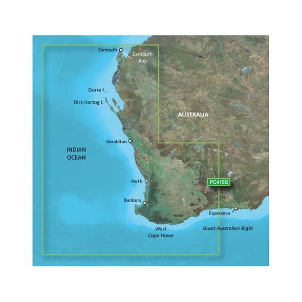 Garmin BlueChart g2 HD - HXPC410S - Esperance To Exmouth Bay - microSD\/SD [010-C0868-20]