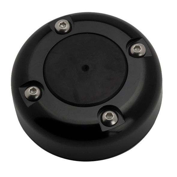 Seaview Cable Gland w/Cover - Black Powder Coated - Stainless Steel Wire - Size 2-15mm [CG30SB]