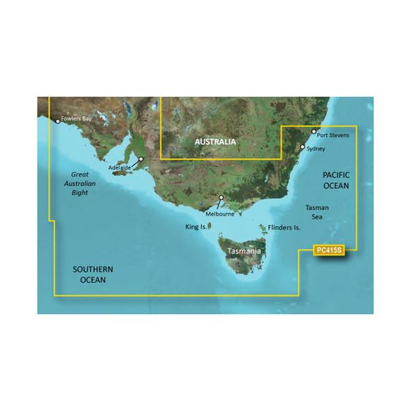 Garmin BlueChart g2 HD - HXPC415S - Port Stephens - Fowlers Bay - microSD\/SD [010-C0873-20]