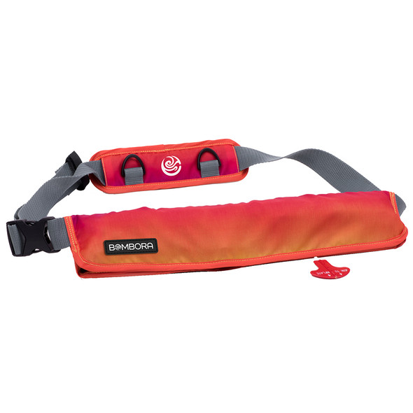 Bombora 16oz Inflatable Belt Pack - Sunset [SST1619]