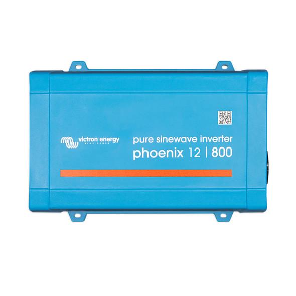Victron Phoenix Inverter 12 VDC - 800W - 120 VAC - 50/60Hz [PIN121800500]