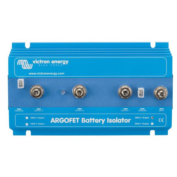 Victron Argo FET Battery Isolator - 200AMP - 2 Batteries [ARG200201020R]