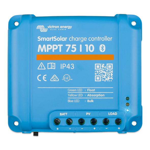 Victron SmartSolar MPPT Charge Controller - 75V - 10AMP [SCC075010060R]