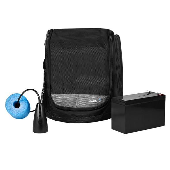 Garmin Small Portable Ice Fishing Kit w\/GT8HW-IF Transducer [010-12462-10]