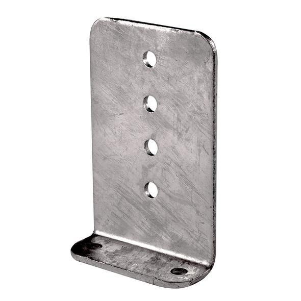 "C.E. Smith Vertical 90 Bunk Bracket - 5"" x 8"" - Aluminum [10161A40]"