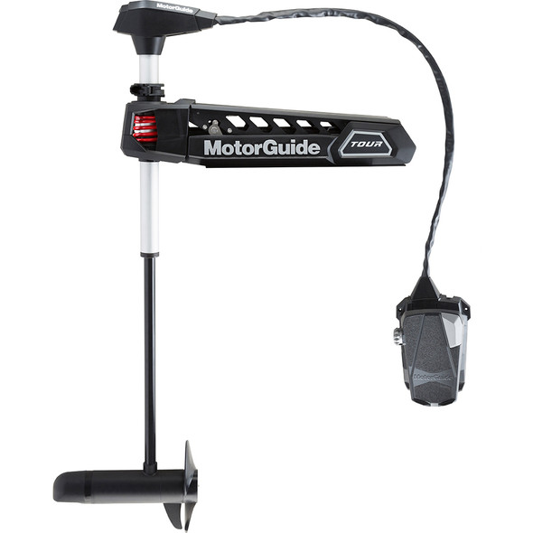 """MotorGuide Tour 82lb-45""""-24V HD+ Universal Sonar - Bow Mount - Cable Steer - Freshwater [942100040]"""