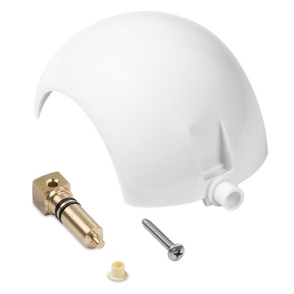 Dometic Half Ball  Shaft Kit - White [385310969]