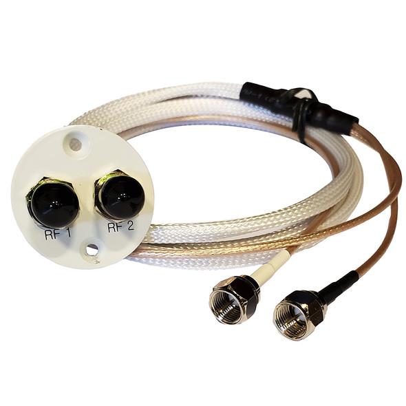 Intellian i2 Base Cable - 2 Ports [S2-2638]