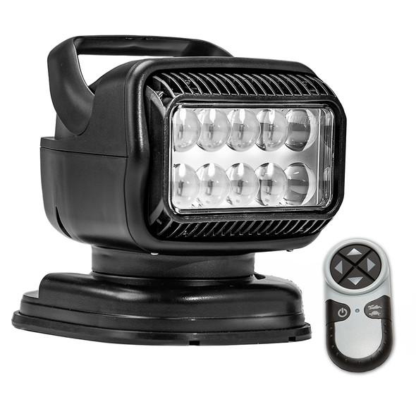 Golight Radioray GT Series Portable Mount - Black LED - Handheld Remote Magnetic Shoe Mount [79514GT]