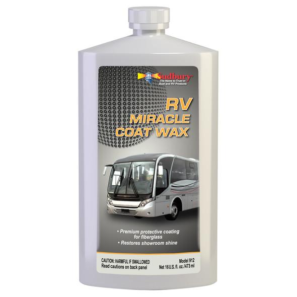 Sudbury RV Miracle Coat Wax - 16oz [912]
