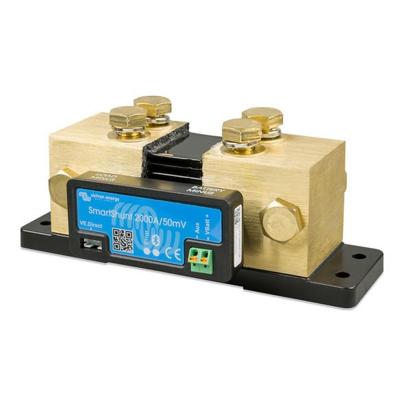 Victron SmartShunt 2000AMP\/50MV Bluetooth Smart Battery Shunt [SHU050220050]