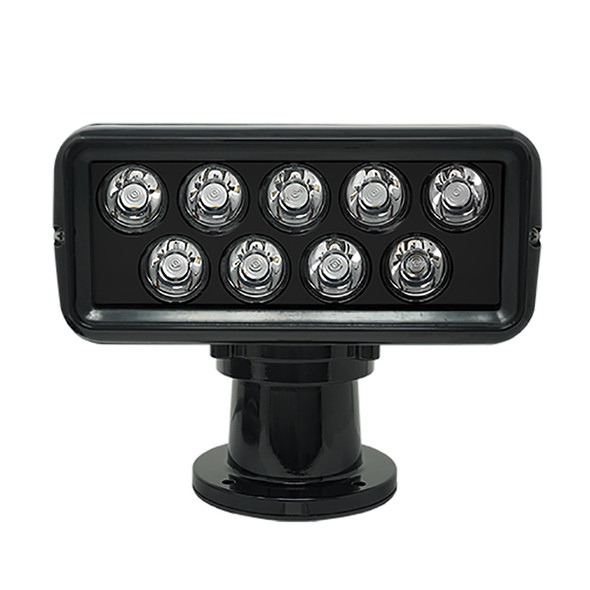 ACR RCL-100 LED Searchlight w\/WiFi Remote - Black - 12\/24V [1953.B]
